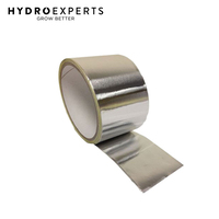 Silver Foil Aluminum Insulation Duct Tape - 50MM x 50M