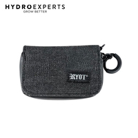 Ryot Smell Safe Krypto Kit - 120MM x 69MM | [Colour: Black]