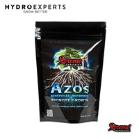 Xtreme Gardening AZOS Beneficial Bacteria - 56G / 170G / 340G / 3.7KG | Natural Growth Promoter