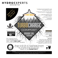 Dr Greenthumbs TurboCharge Compost - 8L / 27L | Dense Compost & Worm Castings