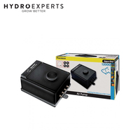 Aqua One Precision 12000 Aquarium Air Pump 4 x 200L/H with Quad Outlet