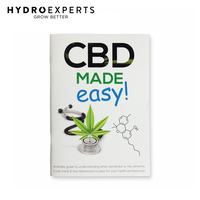 Cannabidiol (CBD) Made Easy - Written by Mary Minchin