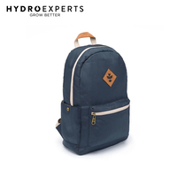 Revelry Escort Backpack - Navy Blue | 18L | Odor Absorbing | Water Resistant