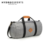 Revelry Overnighter - Crosshatch Grey | 28L | Odor Absorbing | Water Resistant
