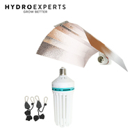 Blue Compact Fluorescent (CFL) Flower Kit - 250W | 6500K | 15750LM