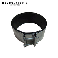 "Noise Reduction Clamp - 4"" 6"" 8"" 10"" 12"" 