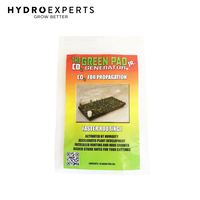 The Green Pad CO2 Generator - Junior | 10PK | for Clone Propagation Box