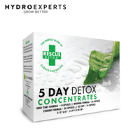 Rescue Detox 5 Day Detox Concentrates | Body Cleanser | Dietary Supplement