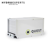 Quest 70 Overhead Dehumidifier - 26L / Day | Made in USA | Delivery Only