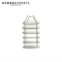 Sea Hawk Hanging Foldable Herb Dry Rack - 6 Tier | 75CM | with Carry Bag