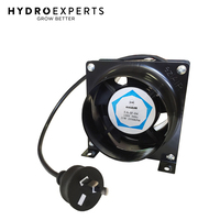 "EP Ezi Air Inline Axial Booster Fan - 4""(100MM) 
