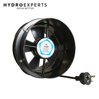 "EP Ezi Air Inline Axial Booster Fan - 6"" (150MM) 