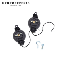 Pair of Grow YoYo Light Hanger - Height Adjustable | Ideal for Indoor Grow Tent