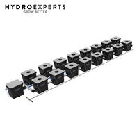 Current Culture H2O - Under Current UC16XL | DWC System | Complete Hydroponics