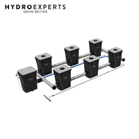 Current Culture H2O - Under Current UC6XXL13 | DWC System | Complete Hydroponics