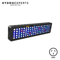 Mars Aqua Dimmable LED Aquarium Light 300W - True Watt 189W | For Marine Tank