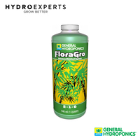 General Hydroponics Flora Gro - 473ML 946ML 3.79L 22.71L | Base Grow Nutrient