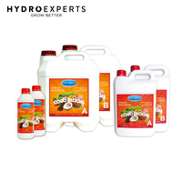 Hy-Gen Coco Bloom A+B - 1L 5L 20L Set | 2-Part Flower Base Nutrient