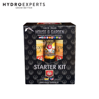 House & Garden Coco Kit (Roots Excelurator + Multi Enzymes + Bud-XL + Top Booster +  Drip Clean + Shooting Powder)