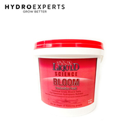 Liquid Science Bloom A+B Powder Base Nutrient Pack  - 2 x 2.5KG / 2 x 10KG
