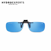 Method Seven Grow Room Light Protection Glasses - Classic HPS | Clip-On