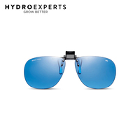 Method Seven Grow Room Light Protection Glasses - Aviator HPS | Clip-On
