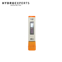 HM PH-80 Digital PH & Temperature Meter - Waterproof | Tester | Pen |Hydroponics