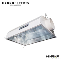 Hi-Par Dual (HPS & CMH) Air-Cooled Reflector - E40 (SE) & PGZ18 (CMH) Lamp Mount