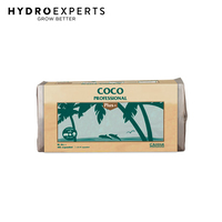 Canna Coco Brick - 40L Expanded | RHP Certified | Washed | Buffered Potting Mix