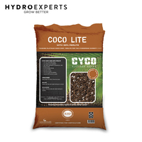 Cyco Platinum Series Coco Lite with 30% Perlite - 50L | RHP Buffered