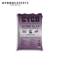 Cyco Platinum Series Washed Hydro Clay - 50L | PH Stable