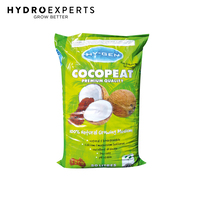 Hy-Gen Coco Peat - 50L Bag | pH Stable | Calcium & Magnesium Buffered