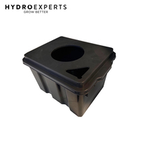 Hydro Tank & Lid with 200MM Hole - 39L