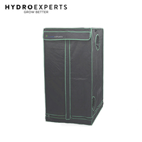 Hydro Experts Grow Tent - 60 x 60 x 120CM | Hydroponics Indoor Green House