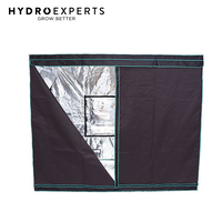 Hydro Experts Pro Grow Tent - 300 x 300 x 230CM | 1680D Mylar | High Ceiling | (Part A+B)