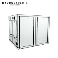 Homebox Ambient Grow Tent - AQ240 | 2.4M x 2.4M x 2M