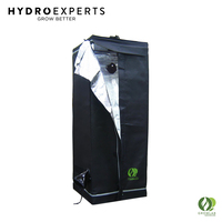 Homebox HomeLab Indoor Portable Grow Tent - HL60 V2.0 | 0.6M x 0.6M x 1.6M