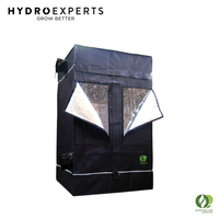Homebox HomeLab Indoor Portable Grow Tent - HL120 V2.0 | 1.2 x 1.2 x 2M