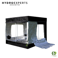 Homebox HomeLab Indoor Portable Grow Tent - HL240 V2.0 | 2.4x2.4x2M