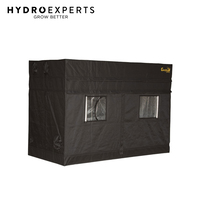 Gorilla Indoor Grow Tent - Shorty Line - 4x8 | 122 x 244 x (150-172)CM |GGTS48