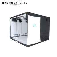 Jungle Room Elite Cool HC Tent - 295 x 295 x 230CM | White | Indoor Grow Tent