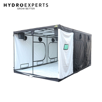 Jungle Room Elite Cool HC Tent - 450 x 300 x 230CM | White | Indoor Grow Tent