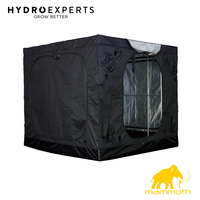 Mammoth Indoor Dark Room Hydroponics Grow Tent - Elite 240 | 2.4M x 2.4M x 2.15M