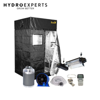 Hydro Experts Ultimate Kit Builder for 120CM x 120CM Tent w/ CMH Lights