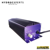 Lumatek Digital Dimmable HPS & MH Ballast - 600W | 3 Years AUS Warranty