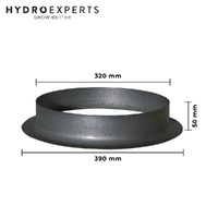 "Original Can-Filter Flange 300MM (12"" Inch)"