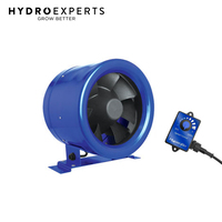 "Phresh Hyper Mixed Flow Inline EC Fan - 150MM (6"") 
