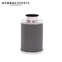 Hydroponics Air Activated Carbon Filter - 150MM X 300MM | 275CFM | Odor Remover