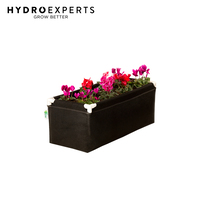 GeoPlanter Fabric Raised Beds - 183x40.65x35.5CM |  For Optimum Plant Growth