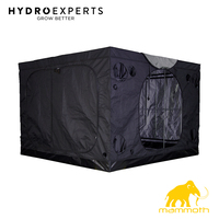 Mammoth Indoor Dark Room Hydroponics Grow Tent - Elite 480 | 2.4M x 4.8M x 2.15M